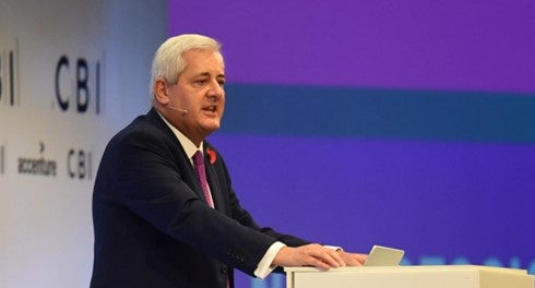 """It's great to have LEPs"" says CBI President, Paul Drechsler"