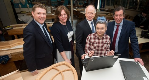 The Marches LEP unveils £2.5m investment in skills training