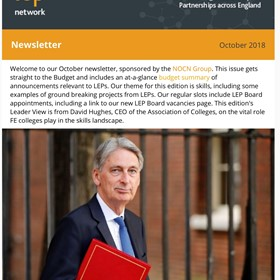 The end of austerity? Our October newsletter takes a look at Budget 2018
