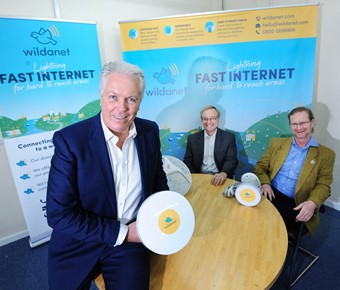 Big boost for broadband in Cornwall with first Cornish fund investment