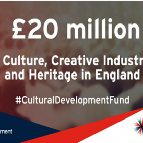 £20m creativity cash to boost growth and jobs