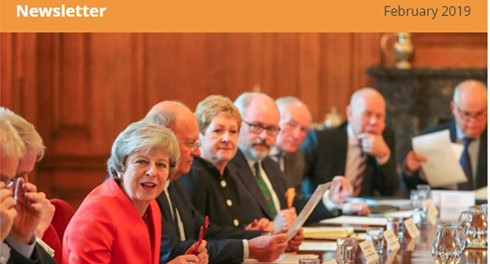 "PM praises LEPs ""vital role"" in Industrial Strategy - full story in our February newsletter"