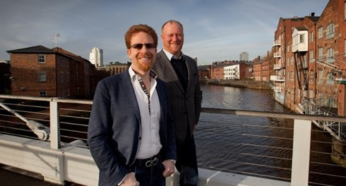Leeds LEP welcomes 'Best AI Start-Up' to its new HQ