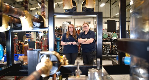 Local businesses in big drive for more women STEM apprentices
