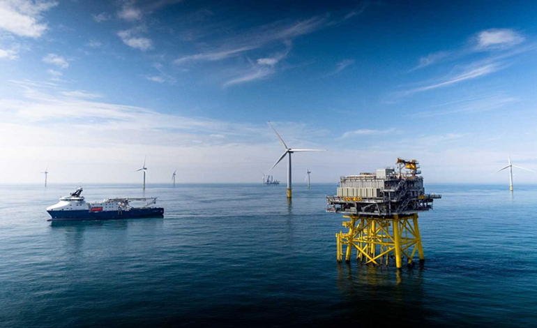 Norfolk and Suffolk take centre stage in UK's growing offshore wind sector