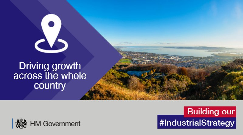 First Local Industrial Strategy published