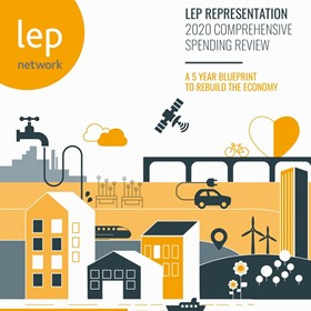 LEPs Pitch £30bn Recovery and Rebuild Deal to Government